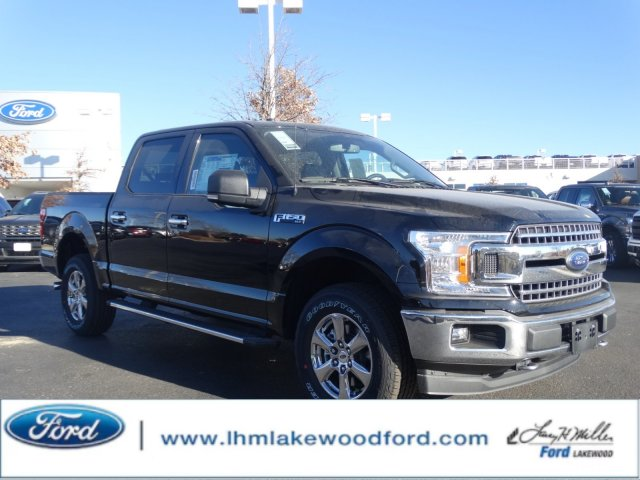 2018 F-150 Crew Cab 4x4, Pickup #JKC63541 - photo 1