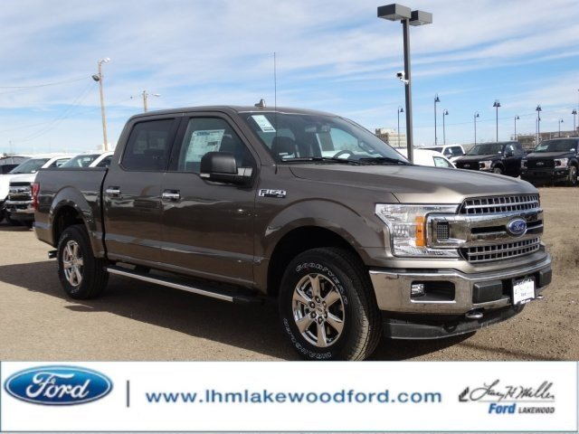 2018 F-150 SuperCrew Cab 4x4, Pickup #JKC63542 - photo 1
