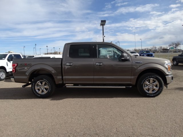 2018 F-150 SuperCrew Cab 4x4, Pickup #JKC63542 - photo 4