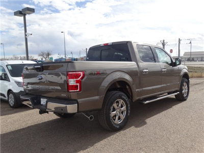 2018 F-150 SuperCrew Cab 4x4, Pickup #JKC63542 - photo 2