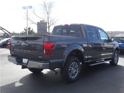 2018 F-150 Crew Cab 4x4, Pickup #JKC63544 - photo 2