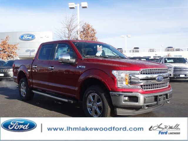 2018 F-150 SuperCrew Cab 4x4,  Pickup #JKC63547 - photo 1