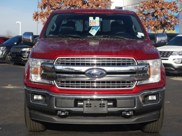 2018 F-150 SuperCrew Cab 4x4,  Pickup #JKC63547 - photo 3