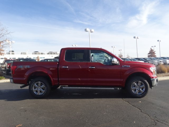 2018 F-150 SuperCrew Cab 4x4,  Pickup #JKC63547 - photo 4