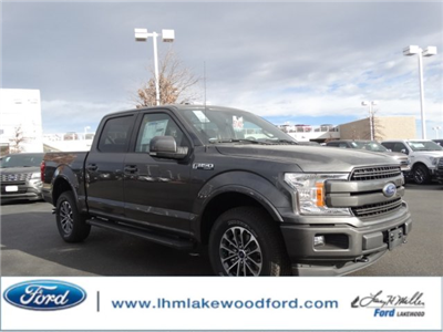 2018 F-150 SuperCrew Cab 4x4, Pickup #JKC70579 - photo 1