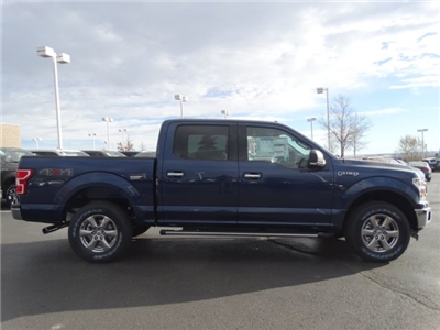 2018 F-150 Crew Cab 4x4, Pickup #JKC70584 - photo 4