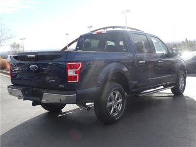 2018 F-150 Crew Cab 4x4, Pickup #JKC70584 - photo 2