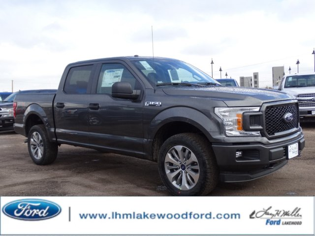 2018 F-150 SuperCrew Cab 4x4,  Pickup #JKC82455 - photo 1