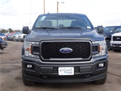 2018 F-150 SuperCrew Cab 4x4,  Pickup #JKC82455 - photo 3