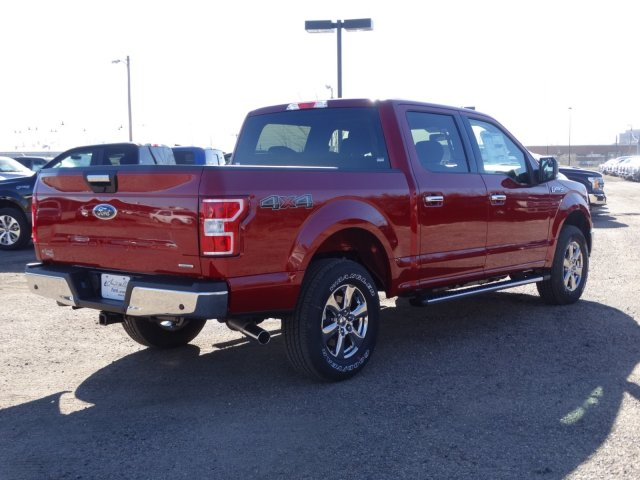 2018 F-150 SuperCrew Cab 4x4,  Pickup #JKC82457 - photo 2