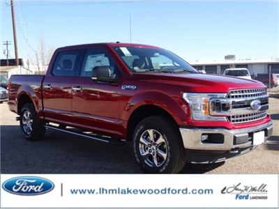 2018 F-150 SuperCrew Cab 4x4,  Pickup #JKC82457 - photo 1