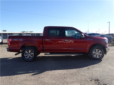 2018 F-150 SuperCrew Cab 4x4,  Pickup #JKC82457 - photo 4