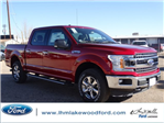 2018 F-150 Crew Cab 4x4, Pickup #JKC82457 - photo 1