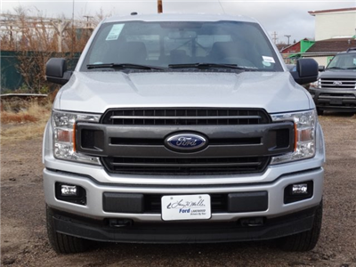 2018 F-150 Crew Cab 4x4, Pickup #JKC82458 - photo 3