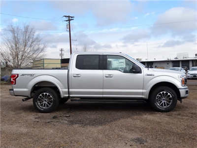 2018 F-150 Crew Cab 4x4, Pickup #JKC82458 - photo 4