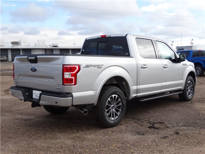 2018 F-150 Crew Cab 4x4, Pickup #JKC82458 - photo 2