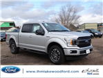 2018 F-150 Crew Cab 4x4, Pickup #JKC82458 - photo 1