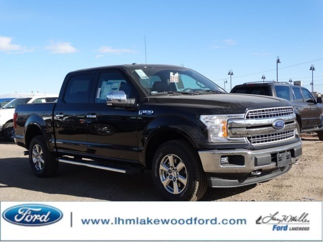 2018 F-150 SuperCrew Cab 4x4, Pickup #JKC82466 - photo 1
