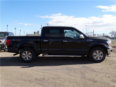 2018 F-150 SuperCrew Cab 4x4, Pickup #JKC82466 - photo 4
