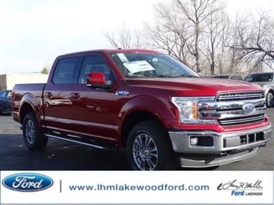 2018 F-150 SuperCrew Cab 4x4, Pickup #JKC82467 - photo 1
