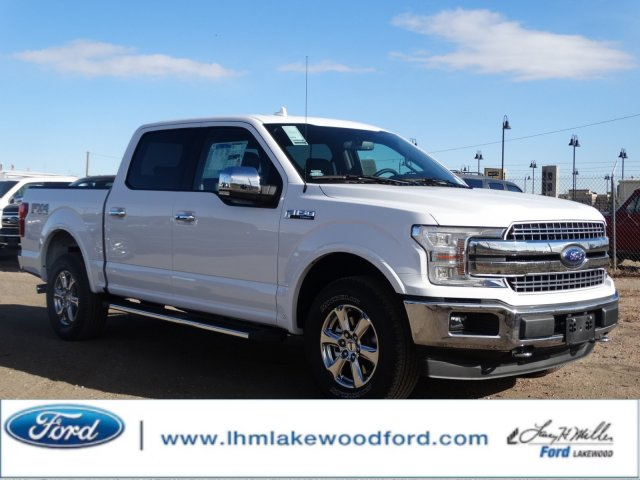 2018 F-150 SuperCrew Cab 4x4, Pickup #JKC82479 - photo 1