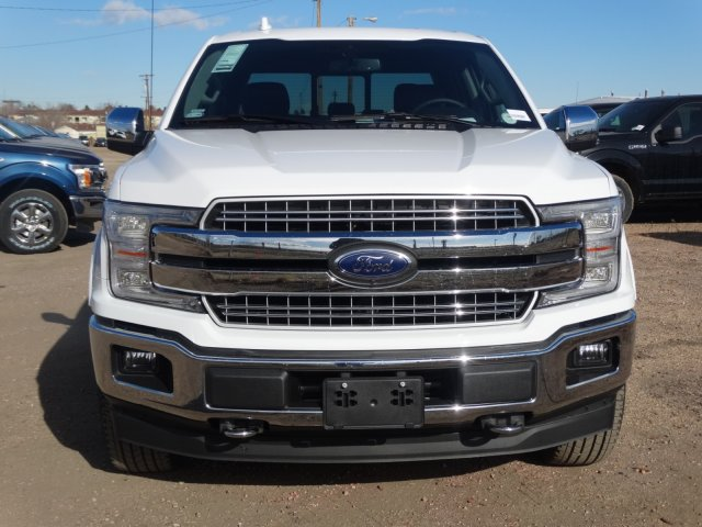 2018 F-150 SuperCrew Cab 4x4, Pickup #JKC82479 - photo 3