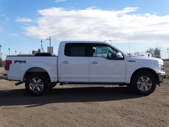2018 F-150 SuperCrew Cab 4x4, Pickup #JKC82479 - photo 4
