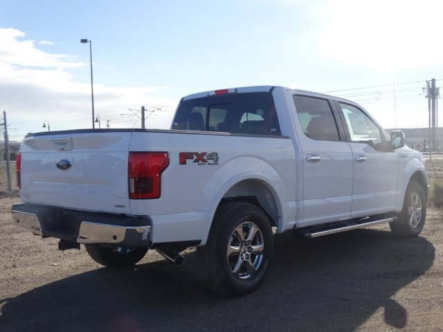 2018 F-150 SuperCrew Cab 4x4, Pickup #JKC82479 - photo 2