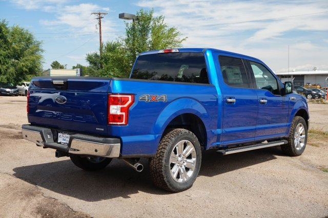 2018 F-150 SuperCrew Cab 4x4,  Pickup #JKC82687 - photo 2
