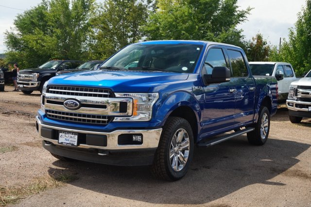2018 F-150 SuperCrew Cab 4x4,  Pickup #JKC82687 - photo 7
