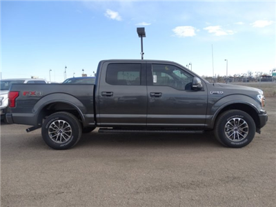 2018 F-150 SuperCrew Cab 4x4,  Pickup #JKC94779 - photo 4