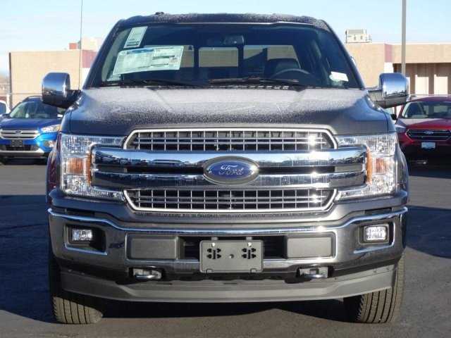 2018 F-150 SuperCrew Cab 4x4,  Pickup #JKC94781 - photo 3