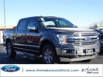 2018 F-150 SuperCrew Cab 4x4,  Pickup #JKC94781 - photo 1