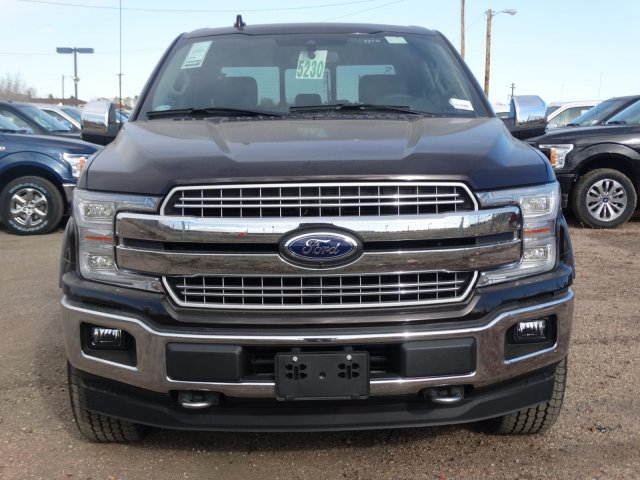2018 F-150 SuperCrew Cab 4x4, Pickup #JKC94786 - photo 3
