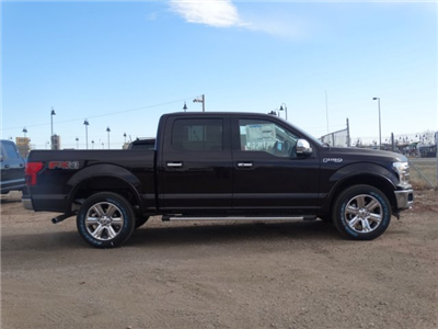 2018 F-150 SuperCrew Cab 4x4, Pickup #JKC94786 - photo 4
