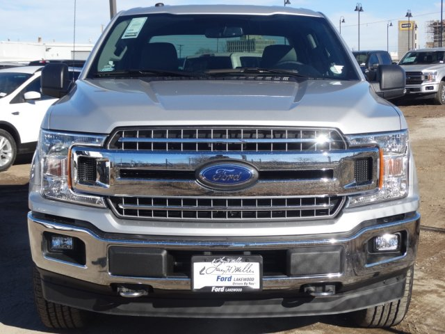 2018 F-150 SuperCrew Cab 4x4, Pickup #JKD06607 - photo 3
