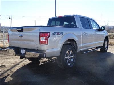 2018 F-150 SuperCrew Cab 4x4, Pickup #JKD06607 - photo 2