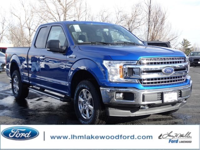 2018 F-150 Super Cab 4x4,  Pickup #JKD06626 - photo 1