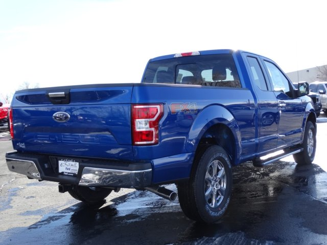 2018 F-150 Super Cab 4x4,  Pickup #JKD06626 - photo 2
