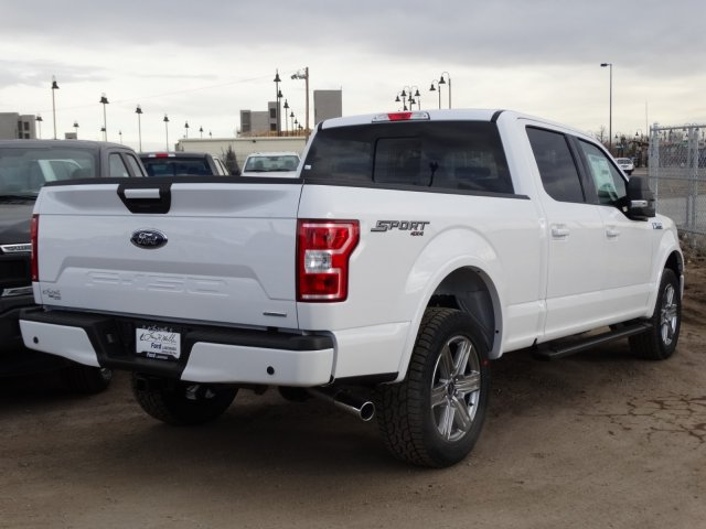 2018 F-150 SuperCrew Cab 4x4,  Pickup #JKD19818 - photo 2