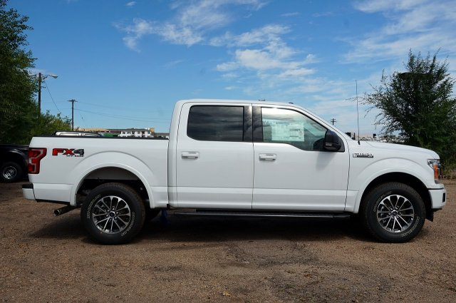 2018 F-150 SuperCrew Cab 4x4,  Pickup #JKD44251 - photo 4