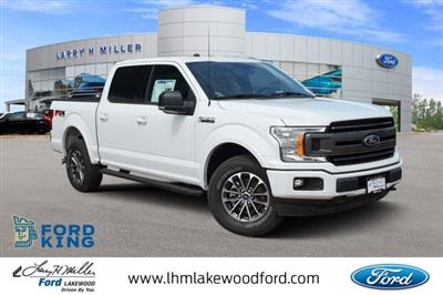 2018 F-150 SuperCrew Cab 4x4,  Pickup #JKD44251 - photo 1