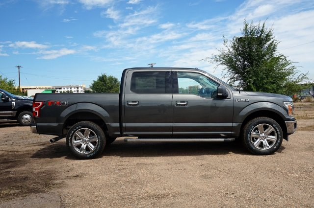2018 F-150 SuperCrew Cab 4x4,  Pickup #JKD44448 - photo 4