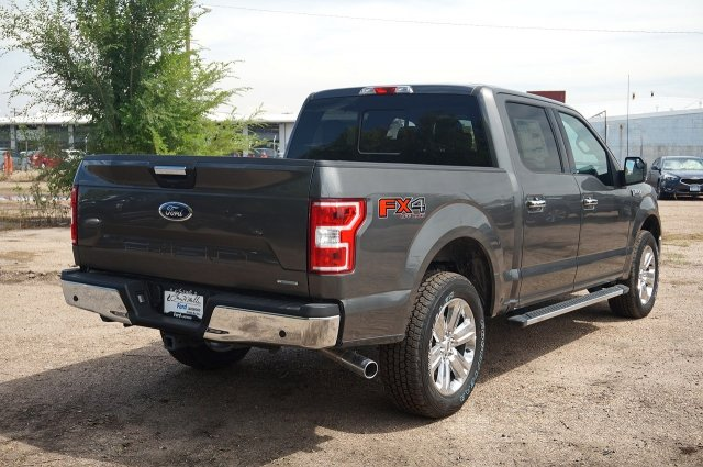 2018 F-150 SuperCrew Cab 4x4,  Pickup #JKD44448 - photo 2