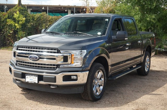 2018 F-150 SuperCrew Cab 4x4,  Pickup #JKD44448 - photo 7