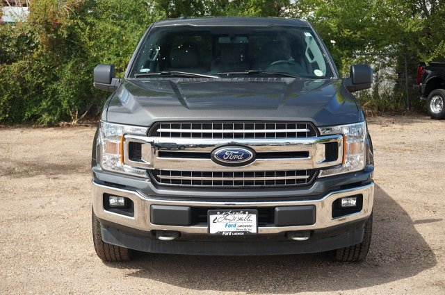 2018 F-150 SuperCrew Cab 4x4,  Pickup #JKD44448 - photo 3