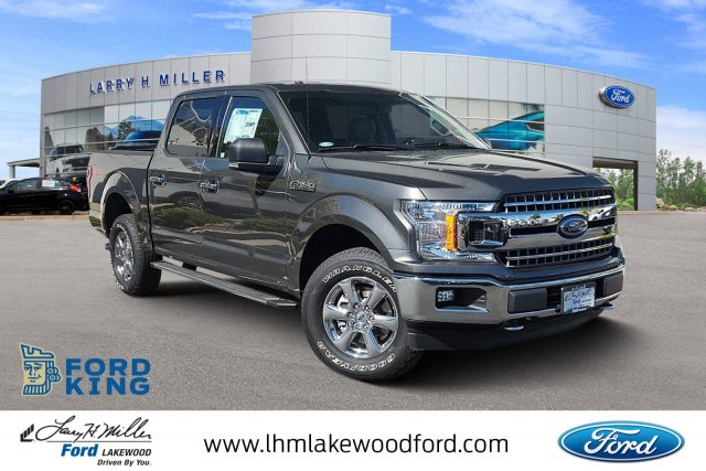 2018 F-150 SuperCrew Cab 4x4,  Pickup #JKD44482 - photo 1