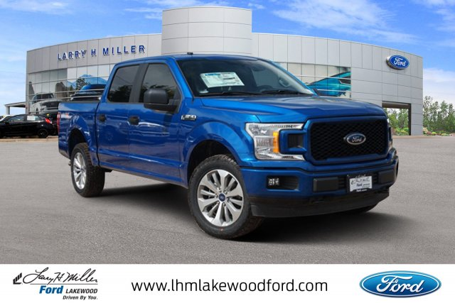 2018 F-150 SuperCrew Cab 4x4,  Pickup #JKD55362 - photo 1
