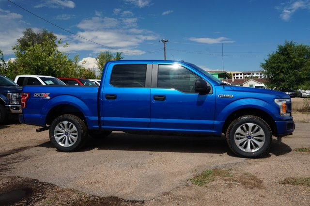 2018 F-150 SuperCrew Cab 4x4,  Pickup #JKD55362 - photo 4