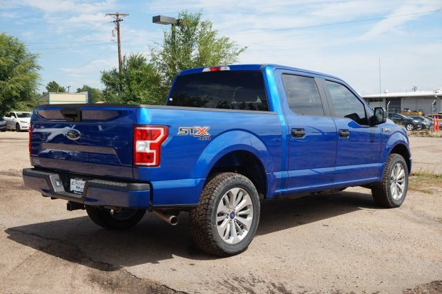 2018 F-150 SuperCrew Cab 4x4,  Pickup #JKD55362 - photo 2
